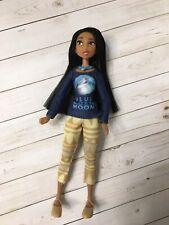 disney store ralph breaks the internet comfy clothes Pocahontas mini doll