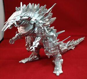 "Master Detail Movie Monster Mechagodzilla Figure Soft Vinyl Godzilla 7.5"" Tall"