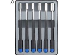 Donau-Elektronik Sechskant Steckschlüssel Set 6-tlg. 4,0 - 8,0 mm (= M2 bis M5)