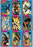 1992 X-MEN SERIES I 1 IMPEL MARVEL COMPLETE CARD SET #1-100 JIM LEE + 2 WRAPPERS