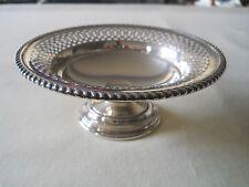 """85 Grams Birks Sterling Silver Pedestal Comport Candy Dish 5"""" 2"""""""