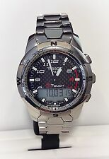 Brand New Never Worn Tissot T-Touch II Titanium Mens Watch T0474204420700
