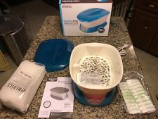 Homedics PAR-350A ParaSpa Plus Paraffin Bath Sooth & Hydrate NEW in box