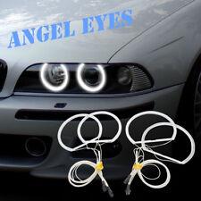 BMW E46 E36 E38 E39 CCFL Ojos de angelcabeza anillo luz lámparas equipo Blanco