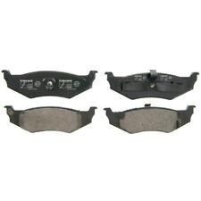Disc Brake Pad Set Rear Federated D759