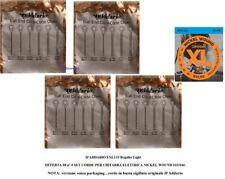 D'ADDARIO EXL110 OFERTA DI 4 SET CORDE CORDIERE PER CHITARRA ELETTRICA 010 - 046