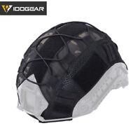 IDOGEAR Tactical Helmet Cover for FAST Helmet Camo BJ/PJ/MH Type Military Army