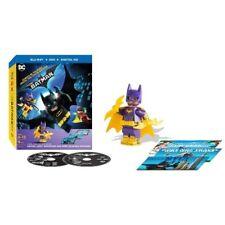 The Lego Batman Movie (Blu-ray/DVD) Target Exclusive Mini Figure NEW