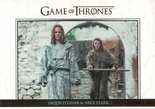 Game of Thrones Season 6, 'Relationships' GOLD Chase Card DL35 #195/250