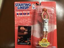 STARTING LINEUP 1997 NBA BASKETBALL EXTENDED KEITH VAN HORN NEW JERSEY NETS