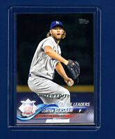 2018 Topps Limited Tiffany Clayton Kershaw LL Less than 1,000 cards made SP 🔥