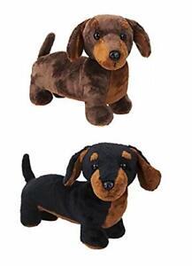 30cm Sausage Dog Dachshund Plush Soft Toy Teddy