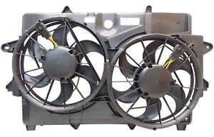 Radiator And Condenser Fan For Ford Escape Mercury Mariner FO3115159
