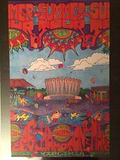Phish Hampton coliseum VA 2004 Print Ryan Kerrigan Poster Scott Campbell