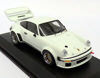 Kyosho 1/43 Scale Model Car 0317W - Porsche 934/5 Big Wing - White