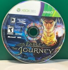 Fable: The Journey (Microsoft Xbox 360, 2012) DISC ONLY 13865