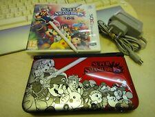 NINTENDO 3DS XL SUPER SMASH BROS CONSOLA