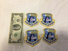 "Four UNUSED USAF ""932d AEROMED ALFT GP (ASSOC)"" Patches - Aeromedical Airlift"