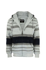 Men's Zip Up Hoodies Jacket Coat Blend Sherpa-Lined Sweatshirt Top Outwear Warm