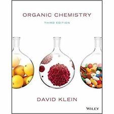 Organic Chemistry David Klein 3rd Edition Online Version