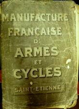 CATALOGUE MANUFRANCE 1922  de 1200 pages ..