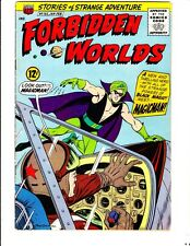 Forbidden Worlds 125 (1965): FREE to combine: in Very Good condition