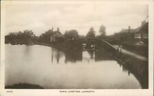 More details for real photo lapworth canal junction c potterton local publisher