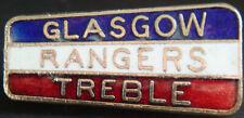 Rangers Ganadores De Agudos Vintage Insignia Maker Cofre n'ton Broche Pin 33mm X 16mm