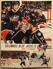 2016-2017 Columbus Blue Jackets YEAR BOOK ~ New ~ 110 page Yearbook