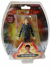"Doctor Who ""End of Time"" Injured 10th Doctor (Tennant) Action Figure"