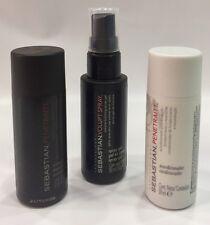 Volup Spray 50ML + Shampoo Penetraitt 50ML + Conditioner 50ML Sebastian