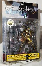 Neon Genesis Evangelion Eva 00 Prototype Gold Metallic Repaint Kaiyodo Xebec