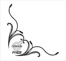 Volvo FH16 Window Sticker | Side Window Sticker | Truck Sticker