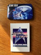 1991 Star Trek 25th Anniversary Pin LOT