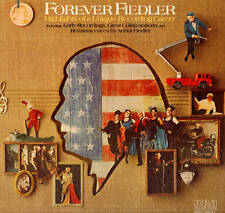 CLASSICAL LP BOX SET FOREVER FIEDLER EARLY RECORDINGS COLLABORATIONS