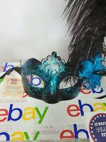 Authentic La Maschera del Galeone Hand Painted Venetian Mask