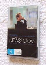 THE NEWSROOM - FIRST SEASON (DVD-4-DISC) R-4, BRAND NEW, FREE POST IN AUSTRALIA