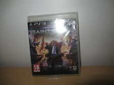 Saints Row IV Ps3 Playstation 3 Commander In Chief Edición Nuevo Precintado Pal
