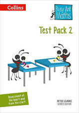 Busy Ant Maths - Test Pack 2, King, Steph, New Book
