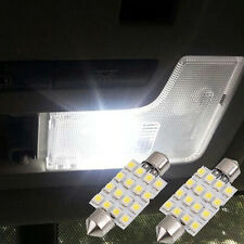 10er Sofitte C5W 42mm 16 SMD LED Innenraum Beleuchtung Lampe Lichts Weiß