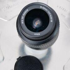 Nikon AF-S DX Zoom-Nikkor ED 18-55mm F3.5-5.6G VR DSLR Lens