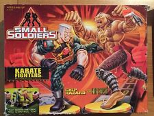 1998 Small Soldiers Karate Fighters Boxed Set, Action Figure, New MISB (B94)
