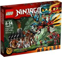 Lego Ninjago Dragon's Forge 70627 Building Kit 1137 Pcs