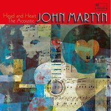 JOHN MARTYN HEAD AND HEART - THE ACOUSTIC JOHN MARTYN 2 CD SET (April 26th 2017)