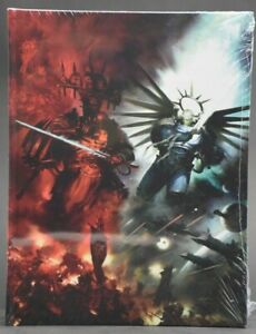 Warhammer 40k 9th Edition Rulebook Hardcover Limited Indomitus Edition!  NEW