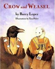 Crow and Weasel-ExLibrary