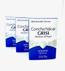Grisi - Bar Soap ( 3 PacK )