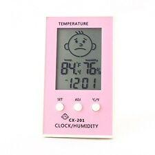 BeGrit Indoor Hygrometer Thermometer For Baby Room Temperature Humidity Digital
