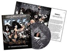 Monster - Kiss (2012, CD NIEUW) 602537170906