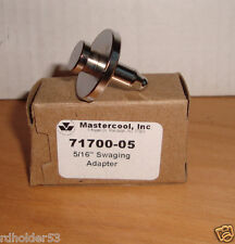 Mastercool 71700-05 5/16 Refrigerant Pipe Swaging Adpapter Works in the 71700